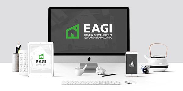 Nueva imagen corporativa para EAGI