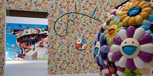 Takeshi Murakami en el Guggenheim
