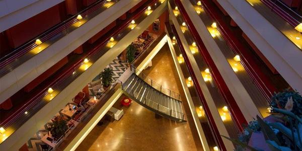 Imagen corporativa para el Hotel Ribera de Triana de Sevilla